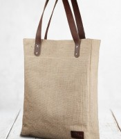 GN-004 Produsen Tas Goni Polos Shopping Bag Goni